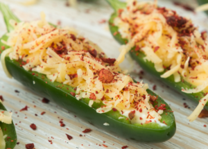 Blueboost Chili Poppers